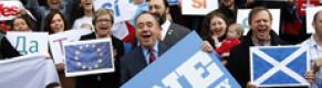 Enquesta: Creieu que el dret a decidir s'acabarà imposant a Catalunya, com diu Alex Salmond?