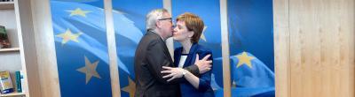 Enquesta: Penseu que l'Estat espanyol podrà vetar la presència d'Escòcia a la UE?