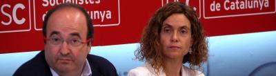 Enquesta: Veieu alguna possibilitat que el PSOE accepti el referèndum pactat que ara planteja el PSC?