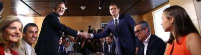 Enquesta: El PSOE canviarà el 'no' a la investidura de Rajoy després del pacte entre PP i C's?