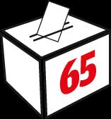 Falten 65 dies