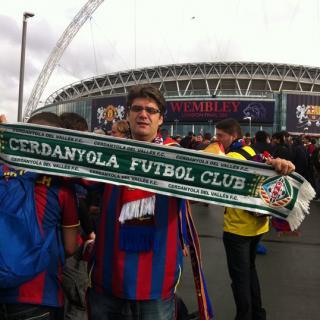 El Sarda a Wembley ...