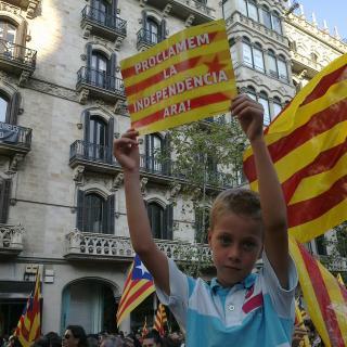 manifestació diada 2012