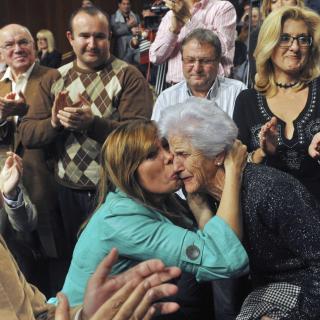 Alícia Sánchez-Camacho apel·la al cor per esperonar els antisobiranistes