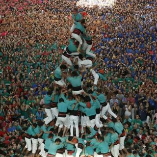 XXV Concurs de Castells de Tarragona