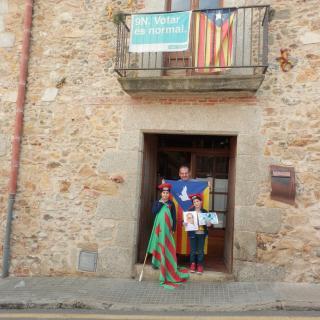 Els de Can Joan i Mig preparats per votar