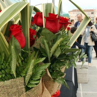 Diada de Sant Jordi 2015