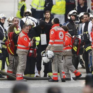Massacre terrorista a París