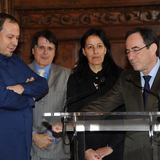 Ple d'investidura 130è president de la Generalitat