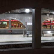 Sense trens al centre de Barcelona per la presència de fum als túnels