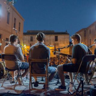 Concert de Despit al festival Vespres sota el campanar