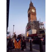 Quatre catalans al Big Ben!