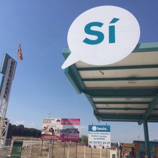Benzinera de Petrolis Independents