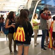 L'acte institucional de commemoració de la Diada a Girona