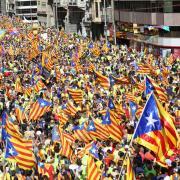 Minut de silenci en record de les víctimes de Barcelona i Cambrils