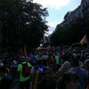 Instantànies de la manifestació