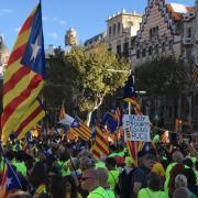 Passeig de Gràcia amb el carrer Aragó