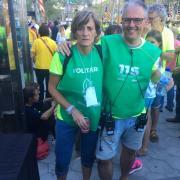 Voluntaris de l'ANC