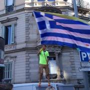 Representació de Grècia