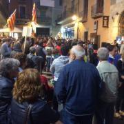 Concentració a Castelló d'Empúries