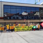 Sindicat LAB a la Universitat del País Basc