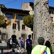 Encartellada i marató a Camprodon