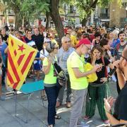 Encartellada al barri del Clot, Barcelona