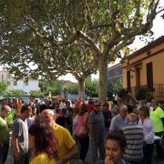 Marató per la Democràcia, Cabrera de Mar