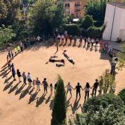 Marató per la Democràcia, a Sant Iscle de Vallalta