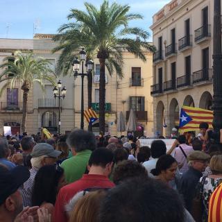 Marató per la Democràcia, Vilanova i la Geltrú