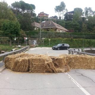 70 guàrdies civils a Fonollosa (Bages)