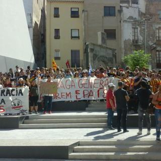 Concentracions a Tortosa