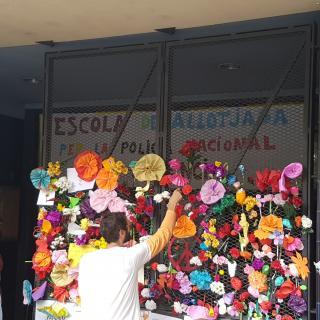 Escola l'Estel, barri de la Sagrera, Barcelona
