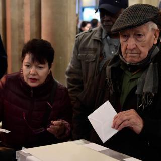 El procés electoral s'ha posat en marxa amb la constitució de 8.247 meses electorals a les 8 hores arreu del territori