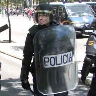 PUIGDEMONT, POLICIA