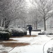 La neu arriba a cotes baixes