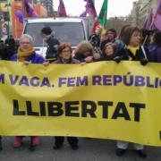8-M, mobilització global pels drets de les dones