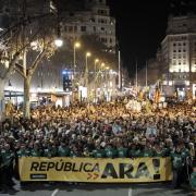 Situació a Plaça Catalunya