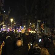 L'entorn de la delegació del govern espanyol
