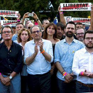ANC, Òmnium i l'Associació Catalana de Drets Civil convoquen la marxa