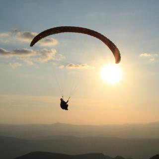 Volant cap al Sol