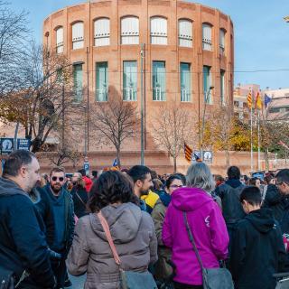 21D Mobilització a Girona