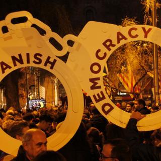 Democràcia espanyola