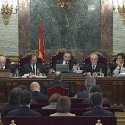 El Tribunal Suprem ha reprès passades les 10.05 hores el judici del procés amb l'interrogatori de l'exconseller de Presidència Jordi Turull