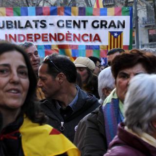 Jubilats per la independència