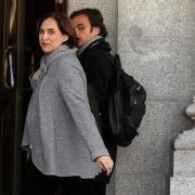 L'alcaldessa de Barcelona, Ada Colau, arriba al Suprem