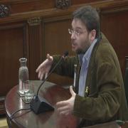 "Albano Dante-Fachín subratlla que l'1-O la policia també va ""picar"" no independentistes"