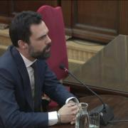 L'exsecretari d'Estat de Seguretat José Antonio Nieto, durant la compareixença al Tribunal Suprem