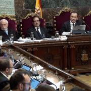 Un inspector de la policia espanyola explica seguiments als Mossos l'1-O per saber on portaven les urnes