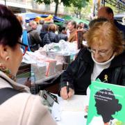 L'escriptora Marta Pessarrodona dedica un llibre